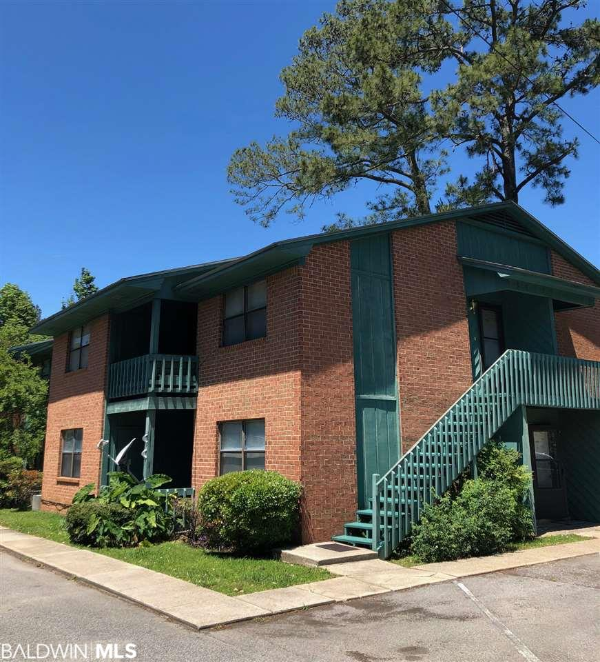 Don't miss out on this fabulous buy on a 2 bedroom and 1 1/2 bath condo. Unit has been very well maintained and features galley kitchen equipped with appliances and refrigerator. Full size washer/dryer hookup. Master bedroom offers oversized closet with separate vanity area. Building has newer roof and low condo fees. Conveniently located with easy access to I-10, schools and shopping. Great investment property. Call today to schedule your personal tour.