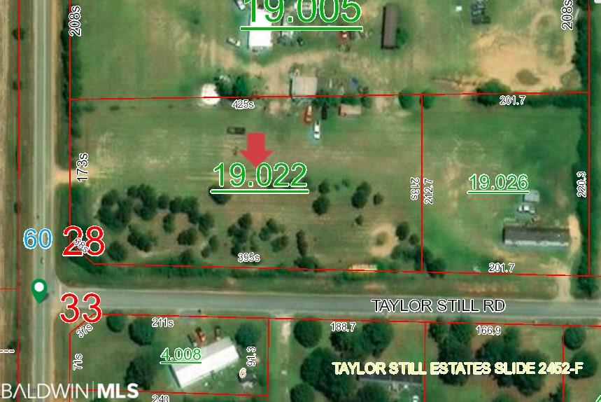 0 Cowpen Creek Road, Robertsdale, AL 36567