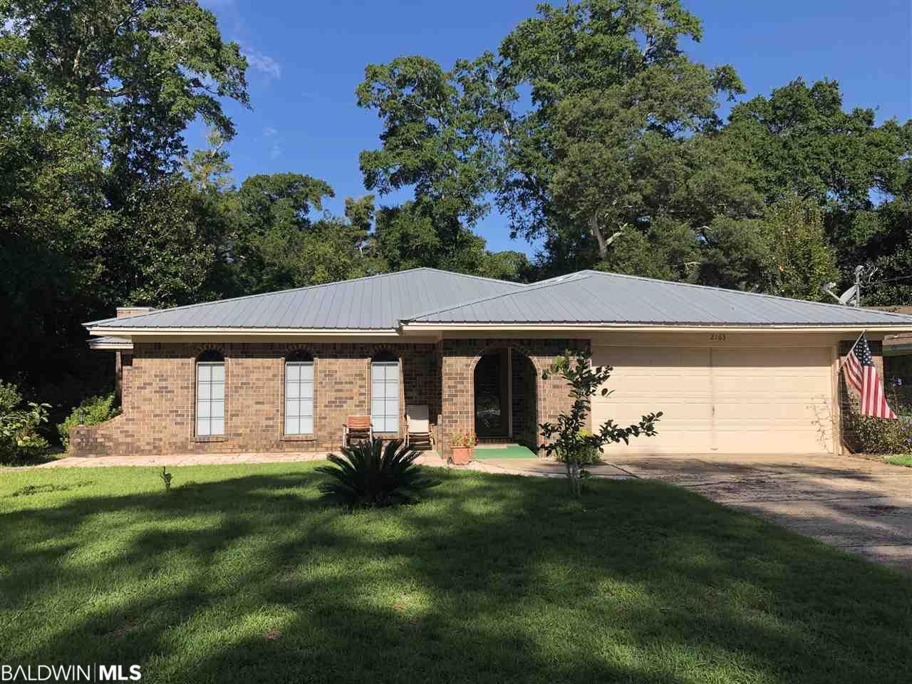 2163 Spanish Oak Drive, Lillian, AL 36549