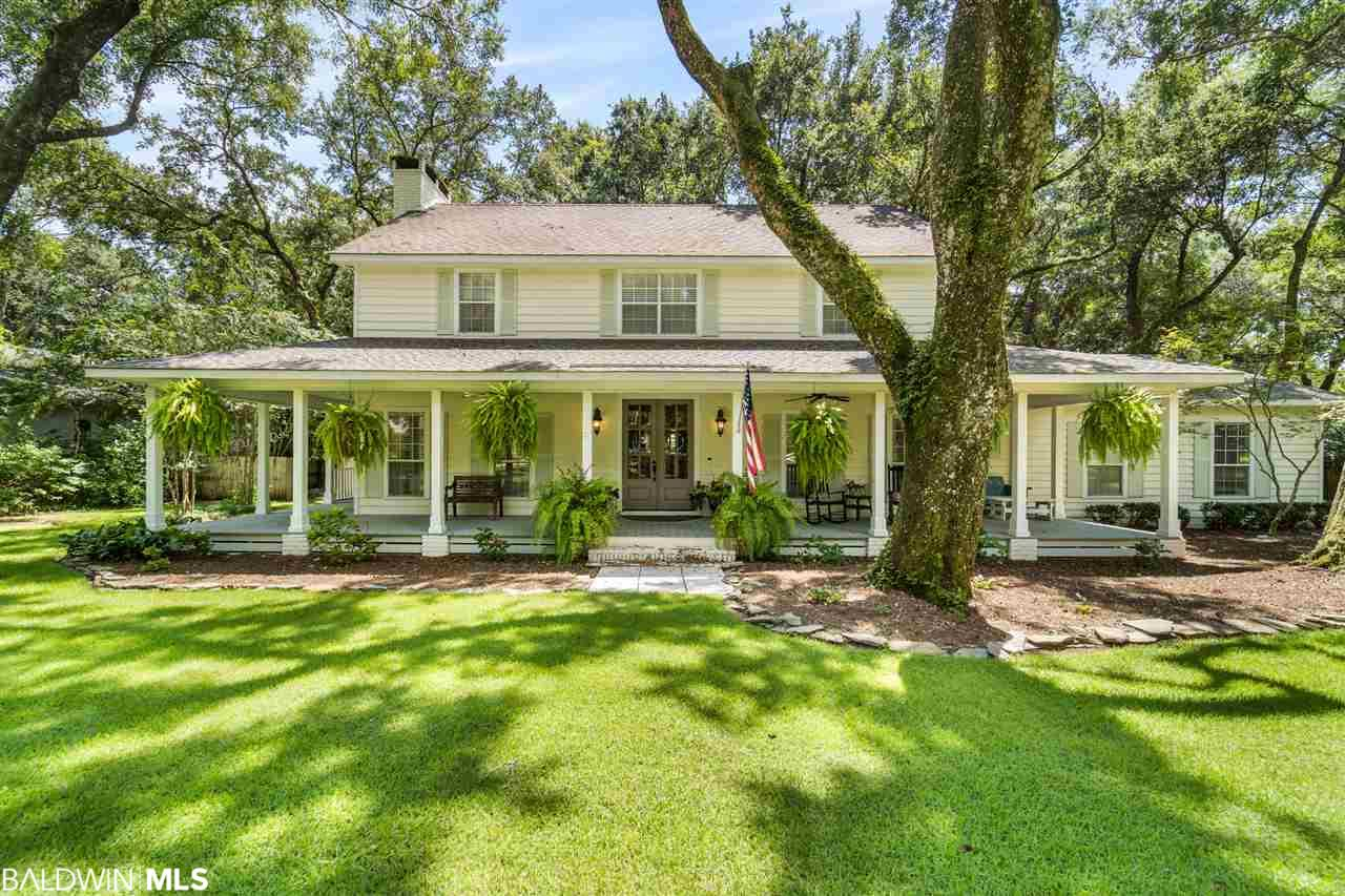 14050 Woodland Drive, Magnolia Springs, AL 36555