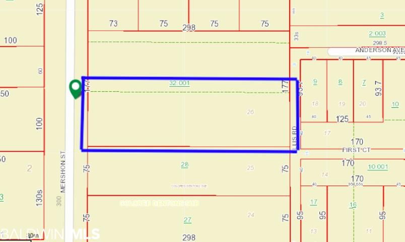 0 Mershon Street, Fairhope, AL 36532