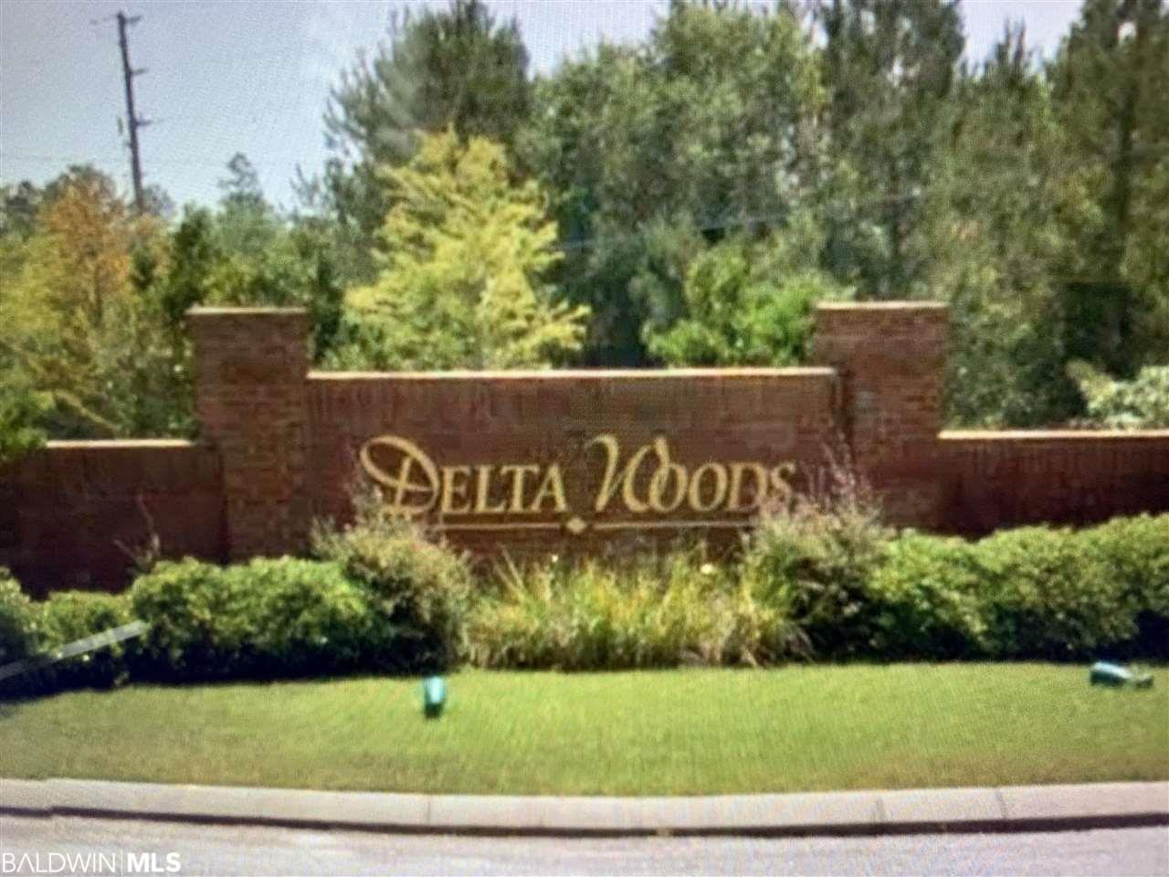 Lot #125 Delta Woods Drive, Bay Minette, AL 33507