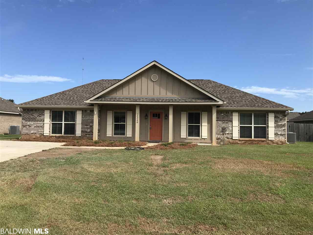 18240 Outlook Dr, Loxley, AL 36551