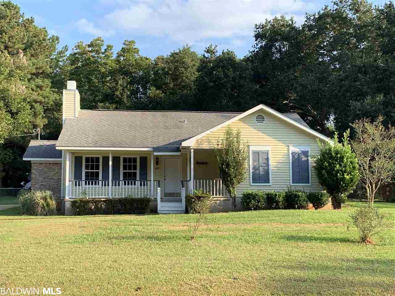 A craftsman style home in an established subdivision that is truly one to love. Plenty of yard to park a boat or an RV. A Heated and cooled 300 sq. ft.sunroom for plenty of your favorite plants.( This square footage is not included in the overall 1450 listed) Quiet and close to restaurants, shopping and the interstate. Rooms are large and there is even an in-law suite for loved ones and guests. Enjoy front-porch, southern style living. The house includes another lot situated directly behind the property, for even more privacy.