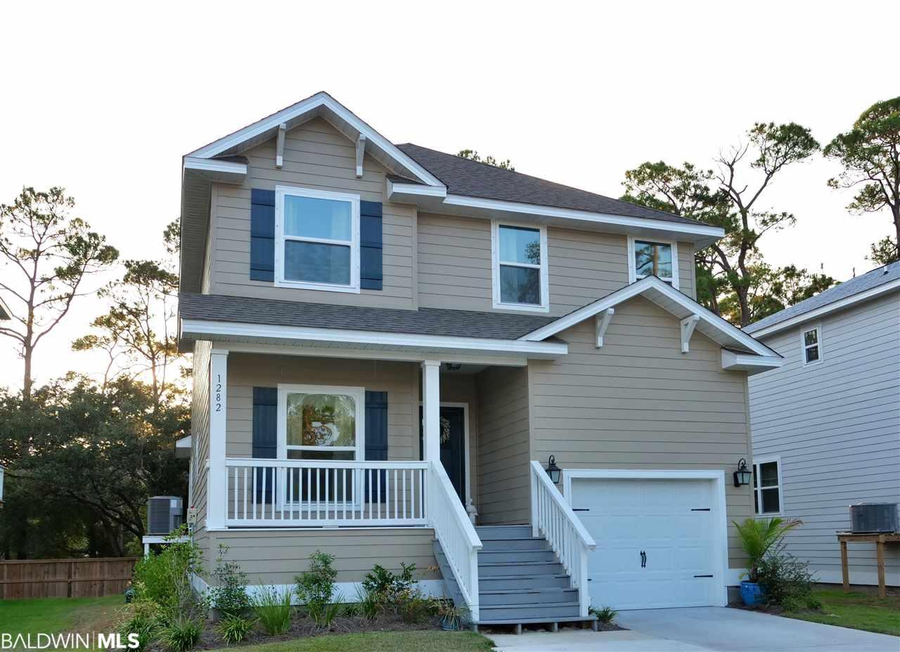 1282 Mako Loop, Gulf Shores, AL 36542