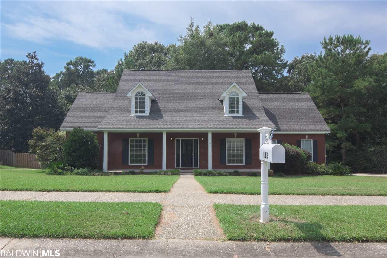 115 General Canby Drive, Spanish Fort, AL 36527