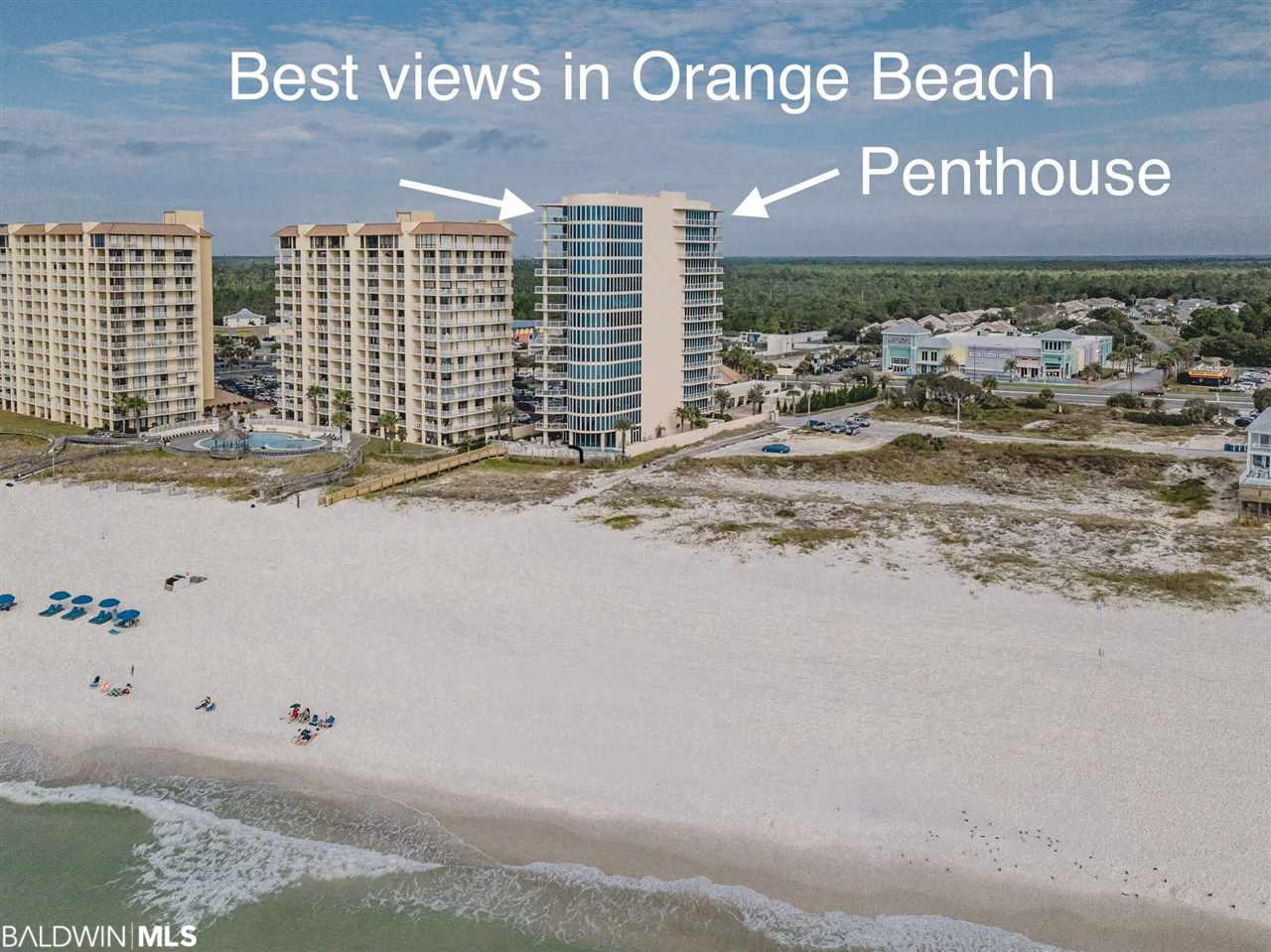 25040 Perdido Beach Blvd Penthouse, Orange Beach, AL 36561
