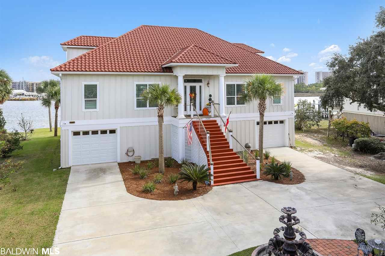 3774 Jubilee Point Rd, Orange Beach, AL 36561