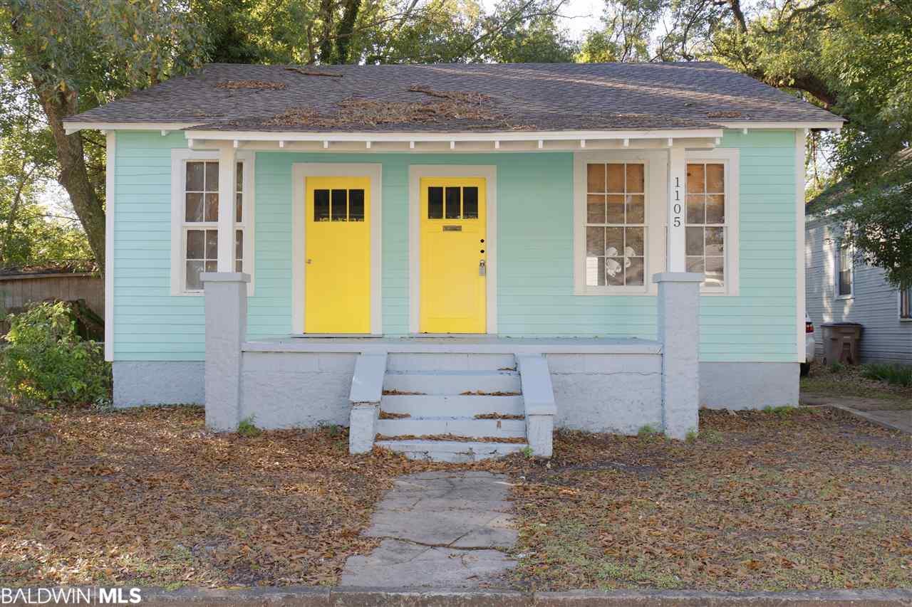 1105 Texas Street, Mobile, AL 36604