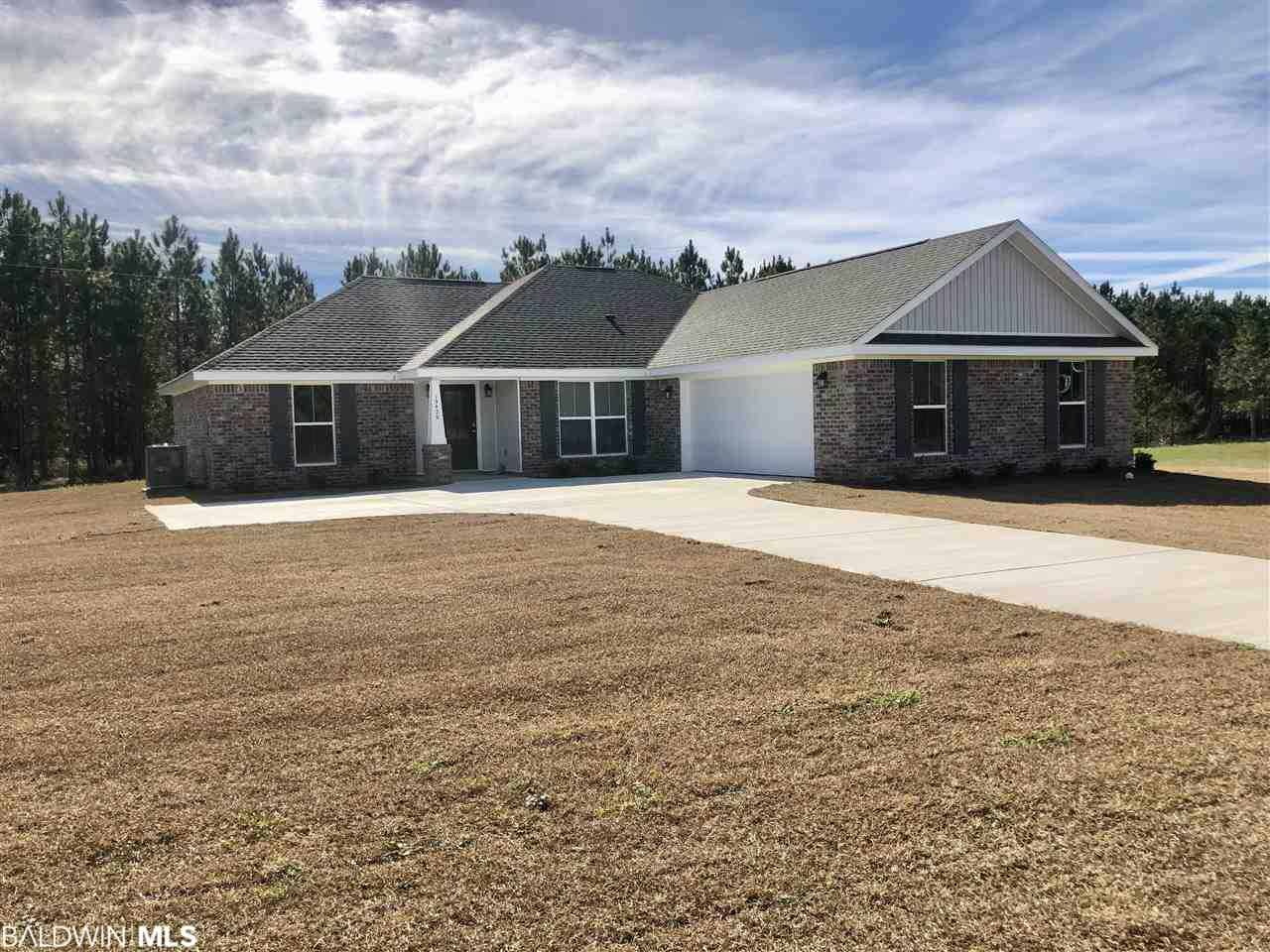 13420 Heather's Glen, Silverhill, AL 36576