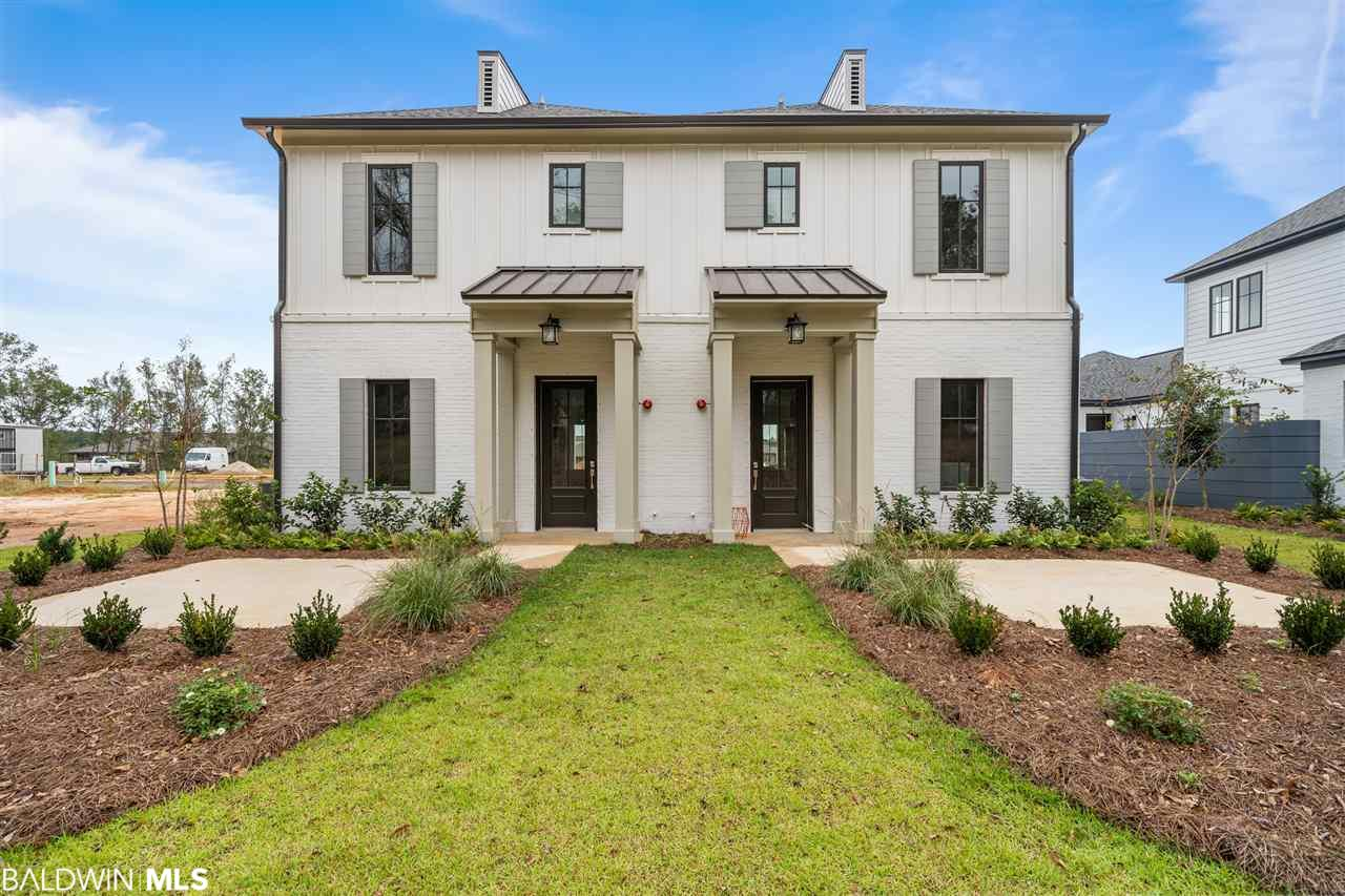 The Highlands at Fairhope Village townhomes are here and ready for you!  Townhomes are  3 bedrooms and 2.5 baths with gorgeous finishes. Ideal location in the heart of Fairhope with top of the line finishes, stainless appliances and architectural details. Let the Highlands of Fairhope Village be the next place you call home!