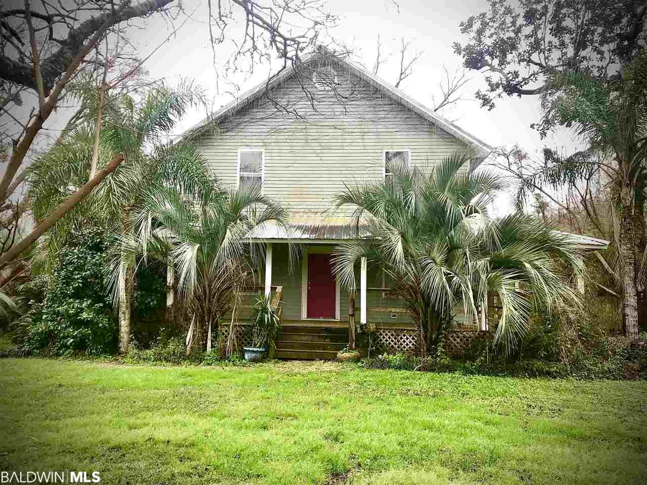 18820 E Silverhill Avenue, Robertsdale, AL 36567