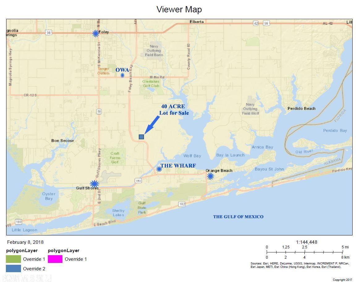 6684 Roscoe Rd, Gulf Shores, AL 36542