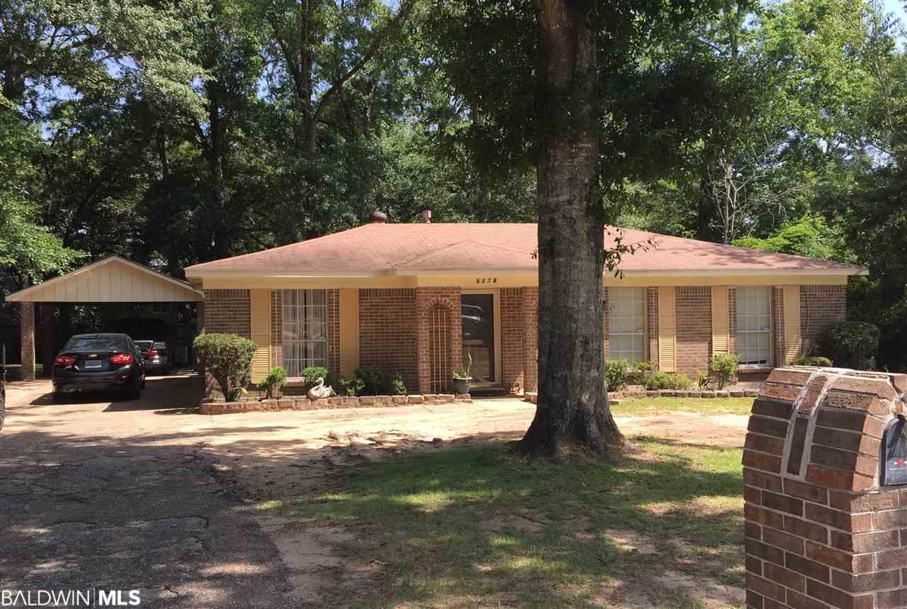 5378 Saticoy Drive, Mobile, AL 36609