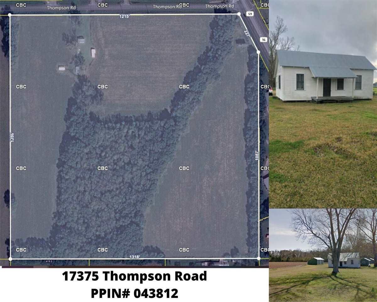 17375 Thompson Rd, Loxley, AL 36551