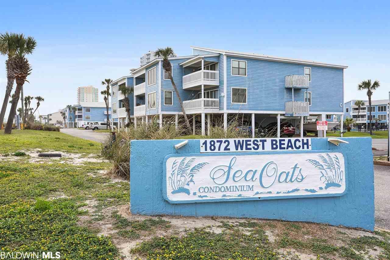 1872 W Beach Blvd I204, Gulf Shores, AL 36542
