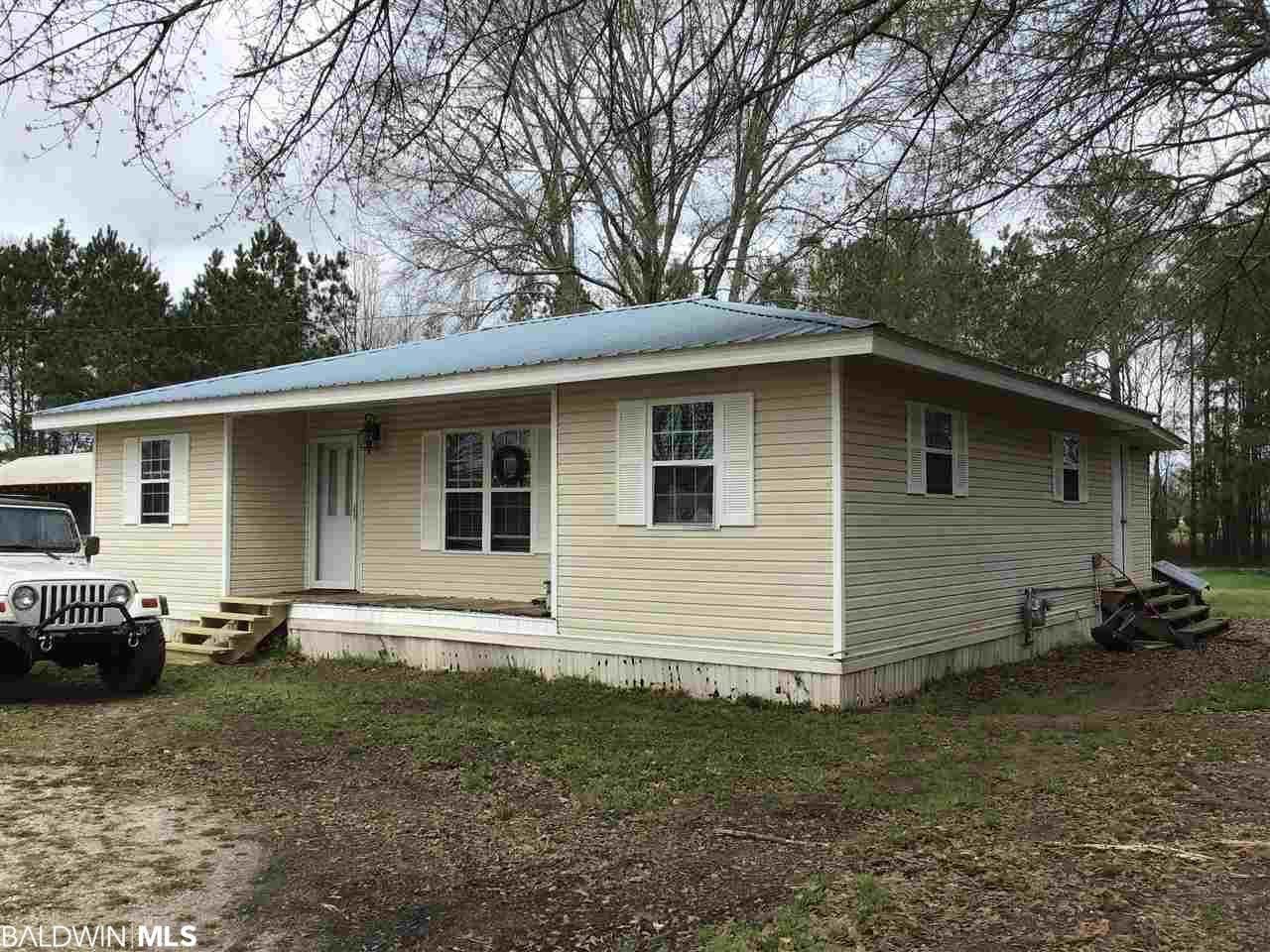 2135 Sugar Hill Rd, Monroeville, AL 36460
