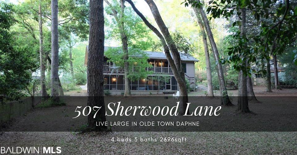 507 Sherwood Ln, Daphne, AL 36526