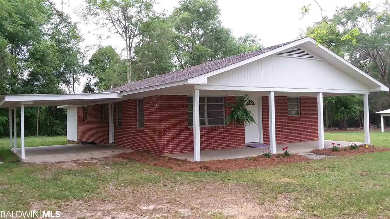 7101 N Pine Barren Road, Century, FL 32535