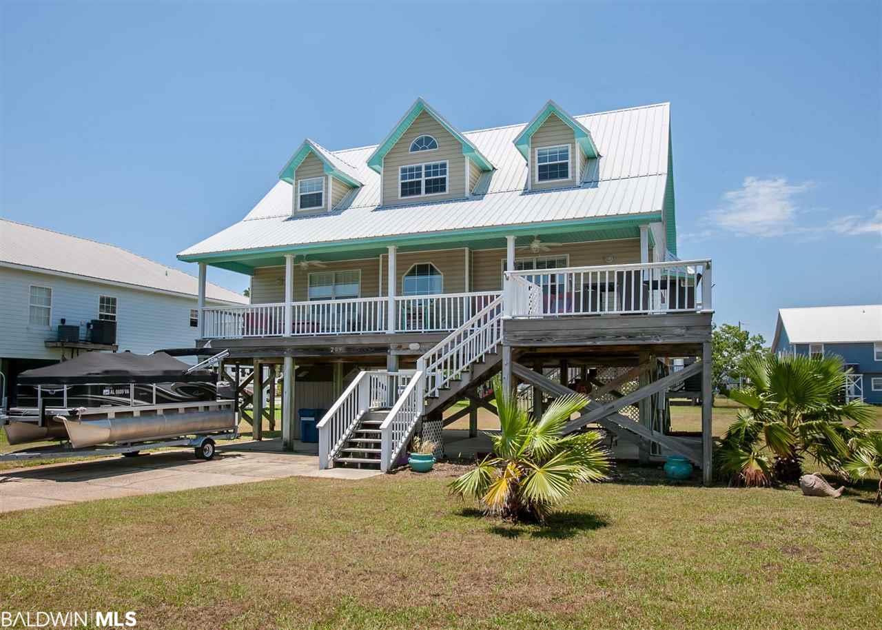 209 Sunrise Dr, Gulf Shores, AL 36542