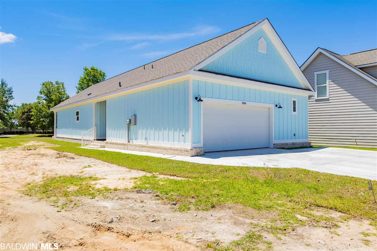 Now Taking Reservations for this Pre-Construction , Gold Fortified Cottage in the Heart of Foley. Builder have previously built 1018 Snapdragon Ln, 1006 Snapdragon Ln, 1026 Snapdragon Ln, 1050 Snapdragon Ln, 1004 Sunnybell Ln. Currently under construction is: 1014 Snapdragon Ln.   Please reach out to the agent for more information.