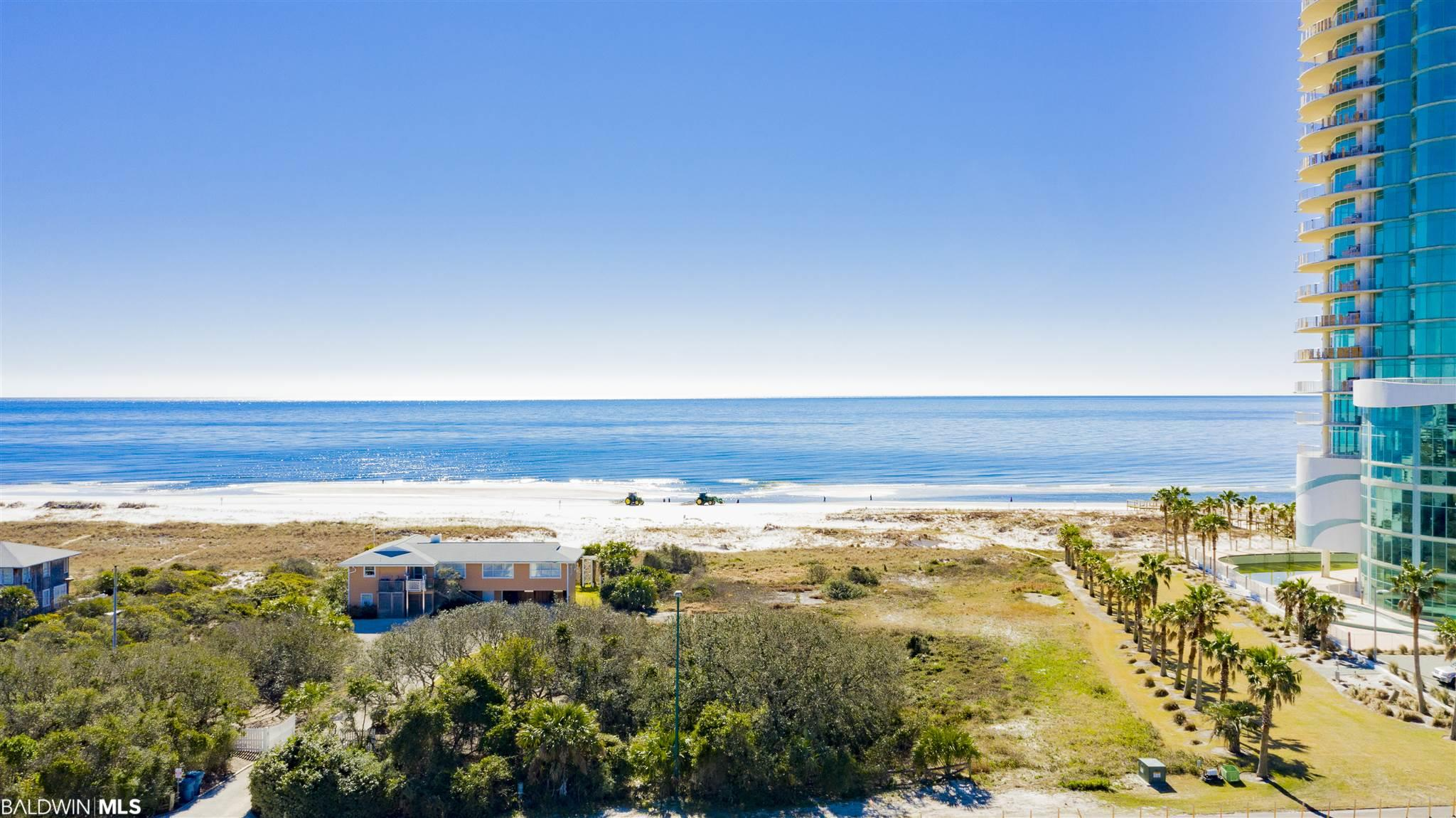 Your own piece of paradise! This property is 1.48 acres directly on the Gulf of Mexico. Build your dream home with incredible views and a great location. Convenient to shopping and restaurants, it would be hard to find a more perfect location! Call today for more information.