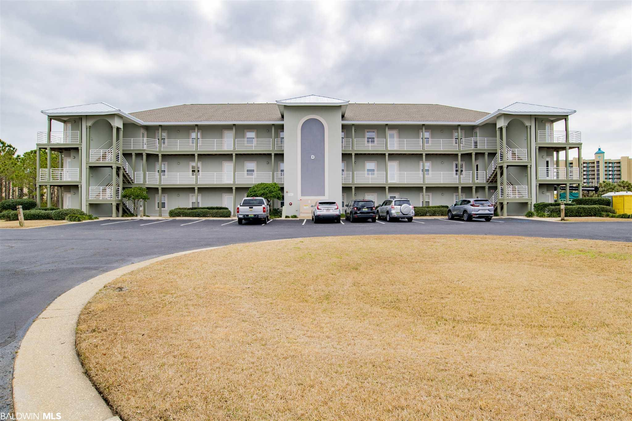 Very spacious 2 bedroom / 2 bath condo in beautiful Orange Beach. This fully furnished unit is a non rental and very well maintained. Romar Lakes also offers deeded beach access with crossing light, a great pool with grilling area, and a lake gazebo.