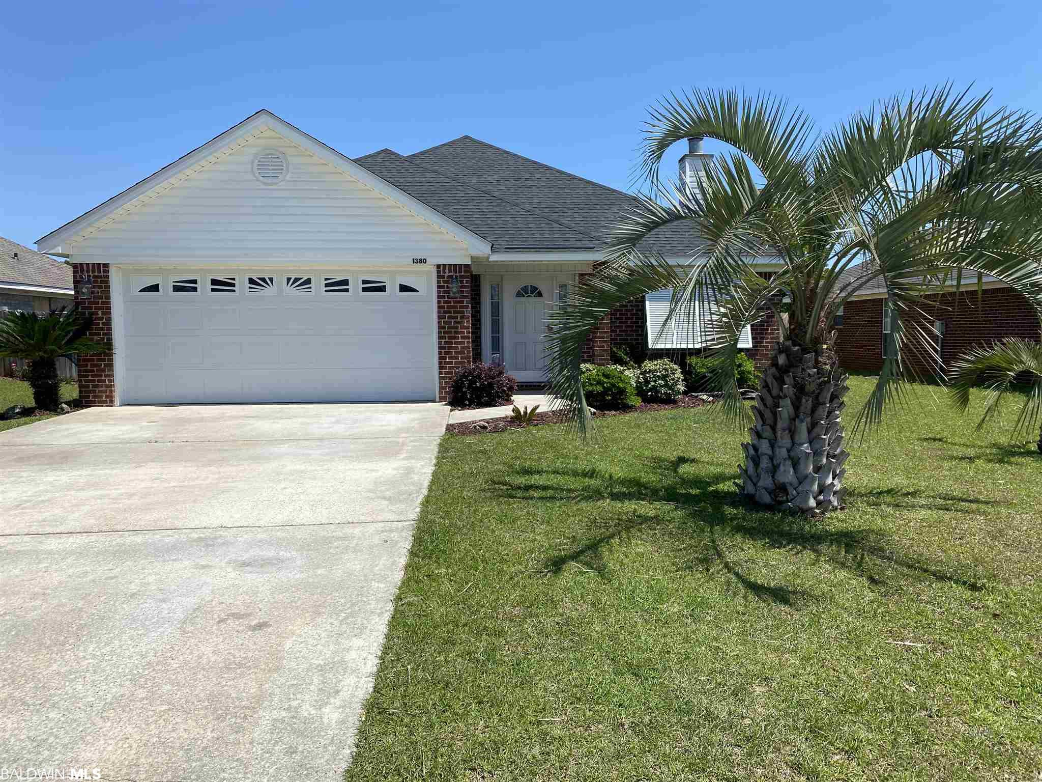 Beautiful home in ideal Gulf Shores location, close to beaches, lagoon and dining. Zoned in the highly sought after school district of the Gulf Shores schools. Home has been nicely updated with new roof, new HVAC .  The kitchen has new stainless appliances and granite, new plumbing fixtures. Baths have new granite and plumbing fixtures.  Spacious backyard with a new fence. Large enough for a pool.  Screened porch and outdoor patio for entertaining. Outdoor shower, ideal for rinsing after a day at the beach. New paint with soothing coastal colors and decor throughout the home.  Easy access to walking and biking path along Fort Morgan Rd.