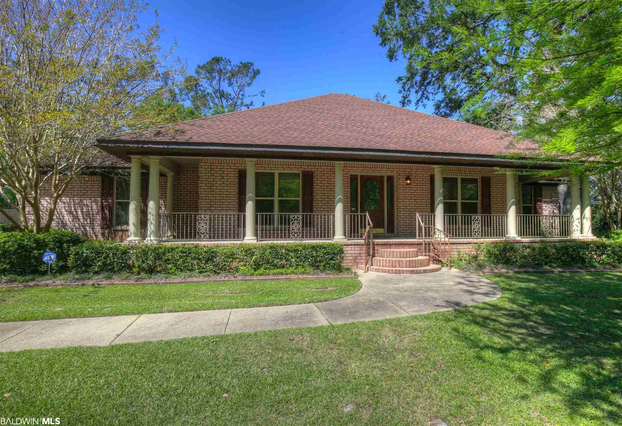 Wonderfully maintained home in the well established neighborhood of Country Woods! A lovely brick home with many extras including a tankless water heating system, 4-zoned A/C system, in-house generator, and storage galore! The home features  a large great room with fireplace and a huge Florida sun room which opens to the wooded back yard! A must see!!!