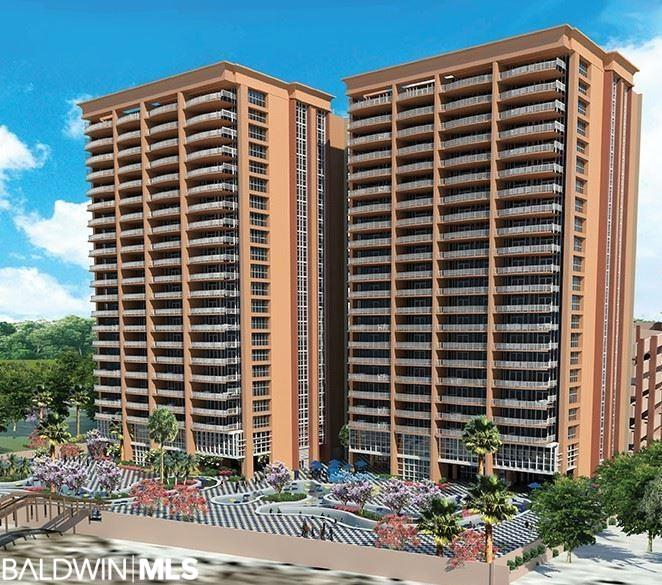 Desirable EAST corner unit on 8th floor!  4 BR, 4 bath condo scheduled for completion in late 2022!  This sale is for a pre construction assignment of interest.
