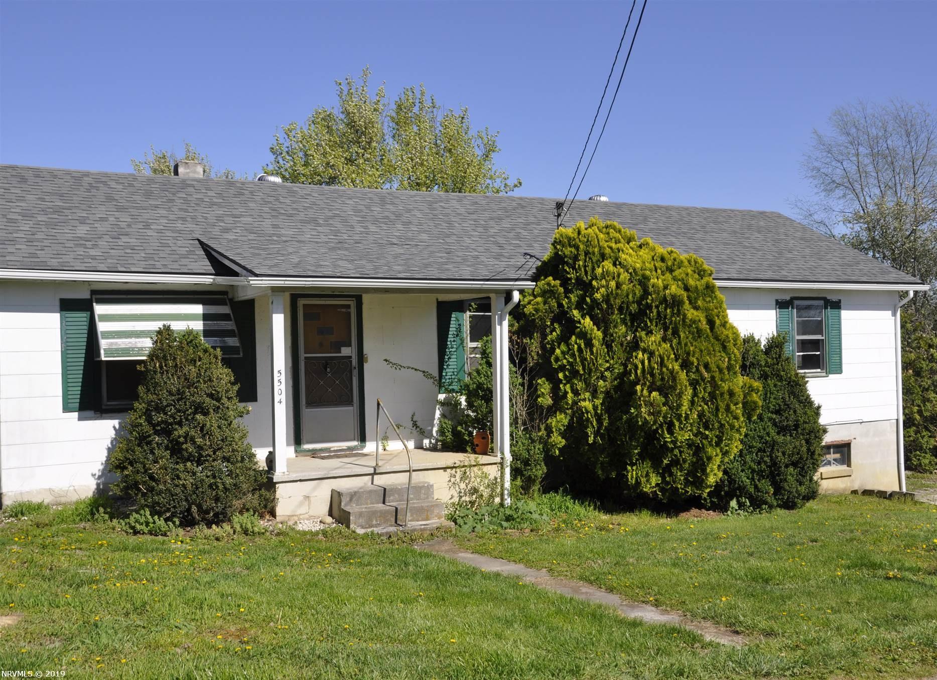 Residential For Sale In Dublin Virginia 405097