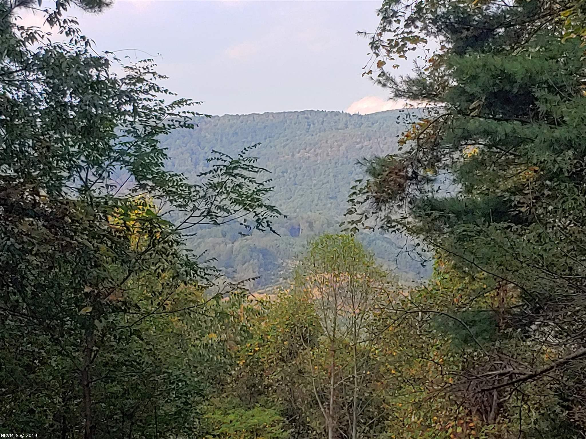 Approximately 30 acres of mostly wooded land in Grayson County, VA! Very private setting with gorgeous views of the surrounding area. Only 2-3 miles from a national forest with horse trails. Use for recreational purposes such as hunting and camping or clear off some land and build a home!