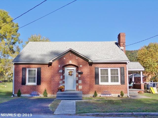 Lovely Brick Cape Cod on level lot. Insulated windows. Basement. Greatcovered back porch! Large covered side porch. Heat pump & more!