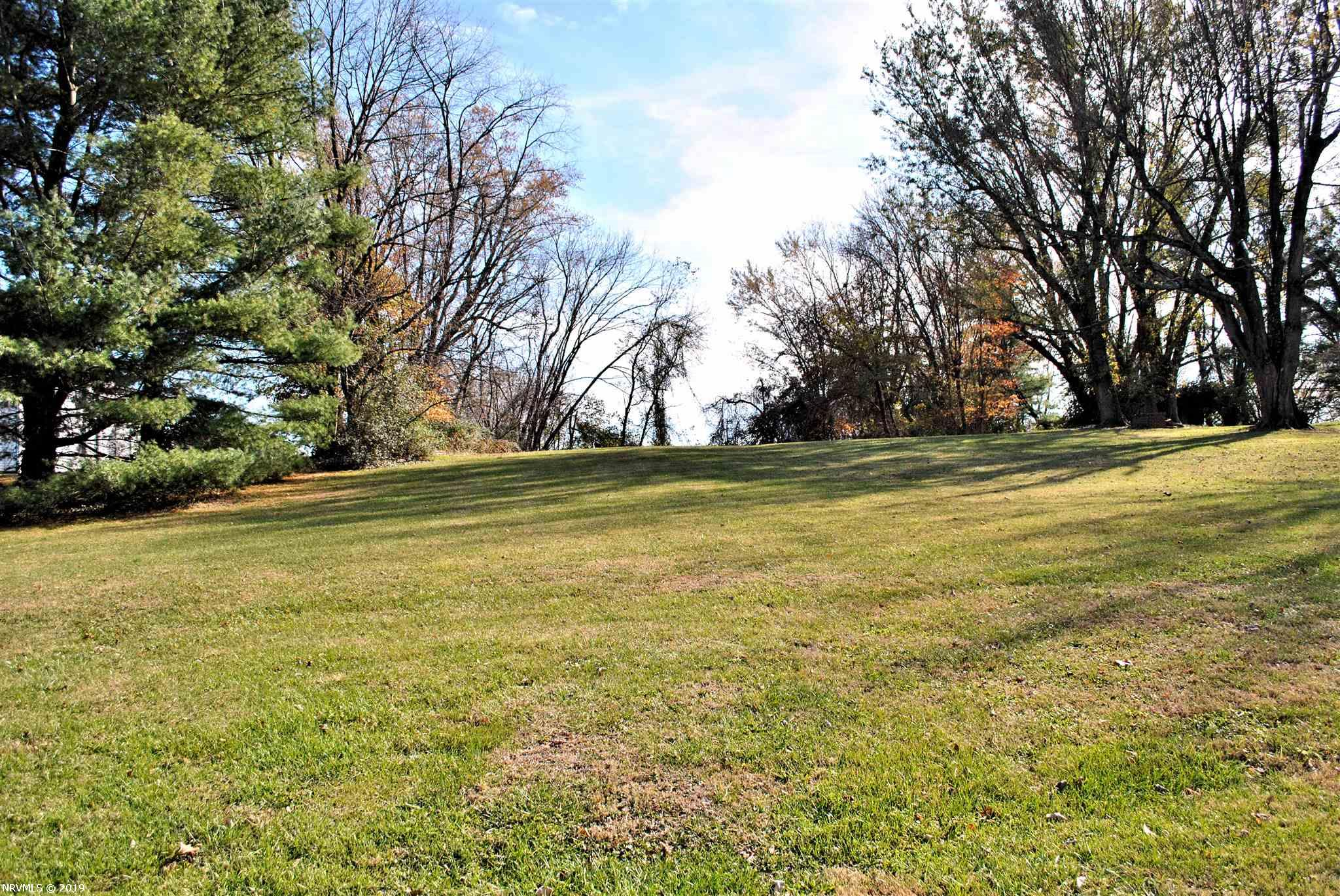 A magnificent 4.68 acre flat, corner lot in Dublin zoned R-3 with lots of development potential with public water, public sewer and natural gas available.  Just minutes to Route 100, New River Community College and 30 minute commute to Celanese or a 20 minute commute to Radford University.