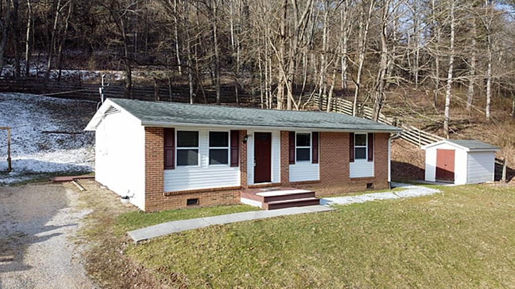 This 3 bedroom remodeled, move-in ready ranch home offers the new owner a great floor plan, upgraded kitchen, hardwoods floors in common areas, and fresh interior paint.  All kitchen appliances and washer/dryer convey. Large back deck and storage building. Only minutes to downtown Christiansburg, in Auburn School district.  Call to schedule your visit today!