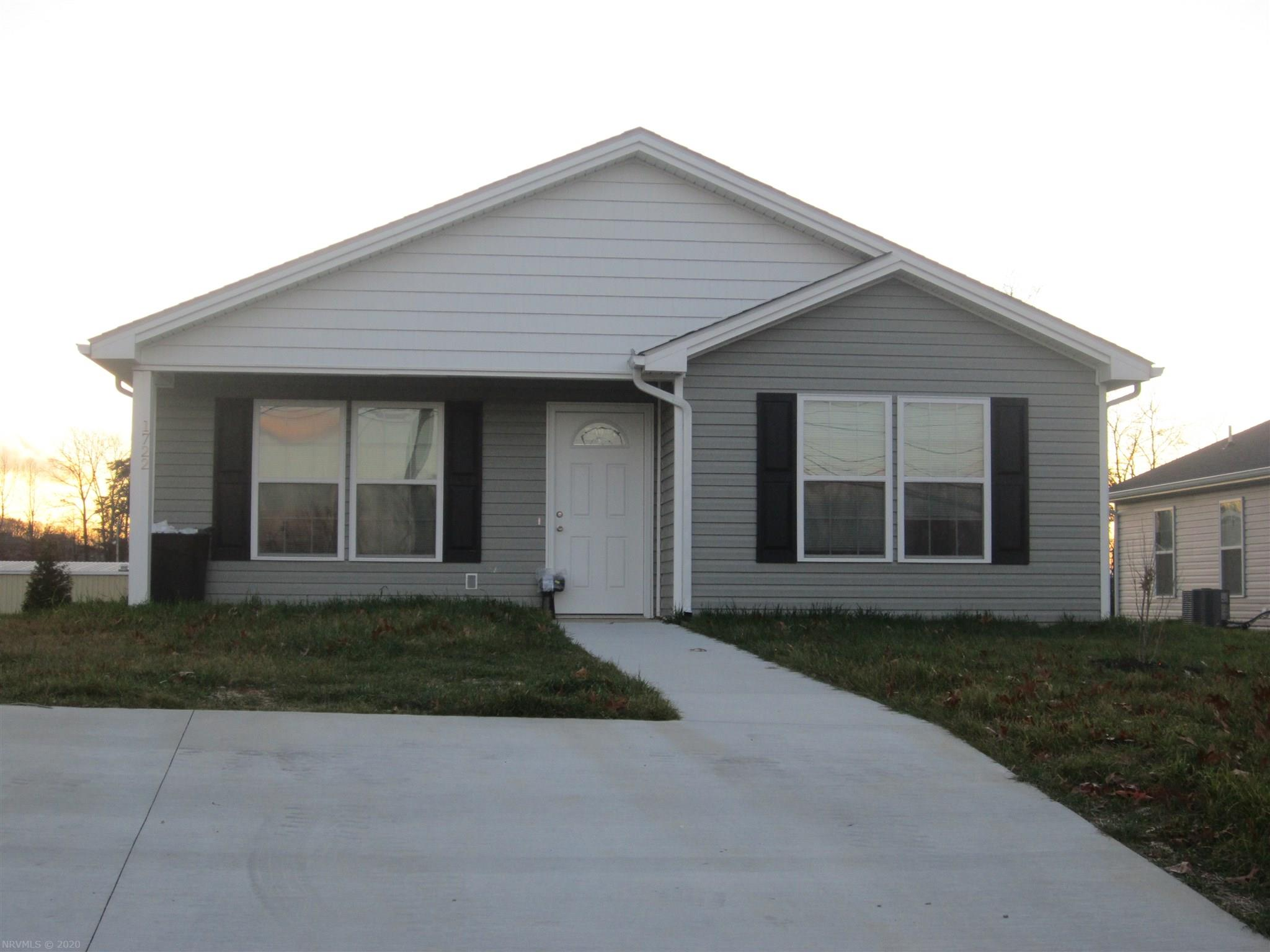 New Construction, 3 Bedroom 2 Bath Home. This Home offers an open Floor Plan and 1,500 Square feet of Living space. This home has a Heat pump and a Concrete Driveway and covered front Porch. There is also a Private Deck around Back.