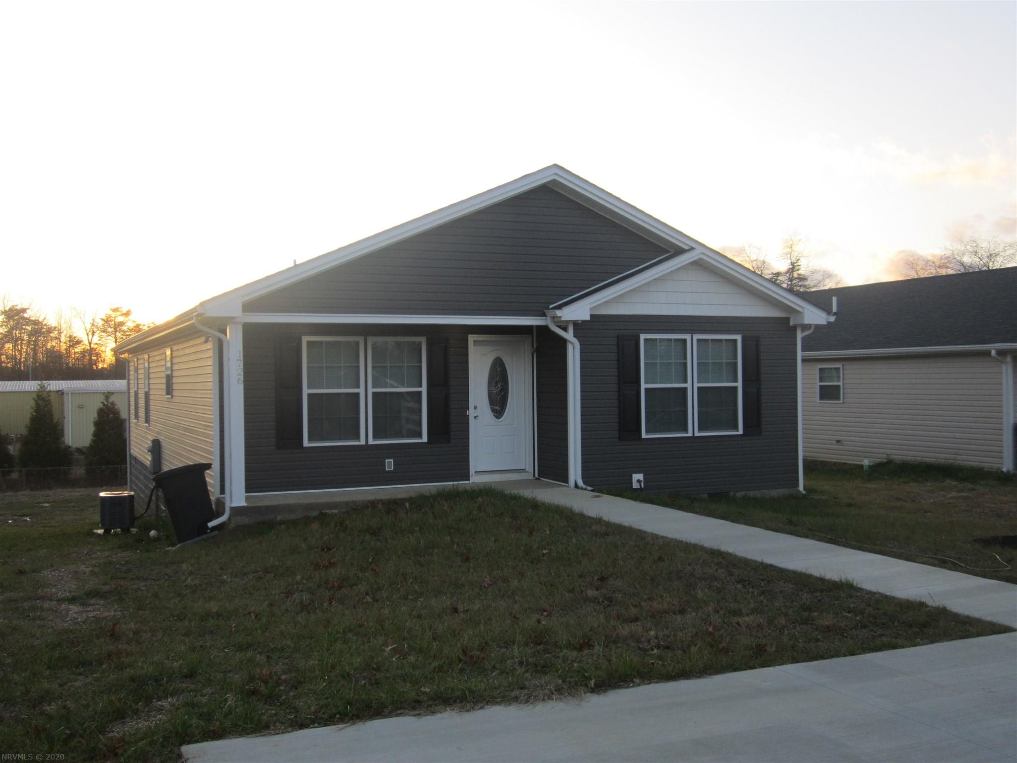 New Construction!! Beautiful 3 Bedroom 2 Bath Home in a great Neighborhood. This home offers a modern open Floor Plan with 1,500 square feet of Finished living space. Upgraded Flooring and light fixtures. The Home also offers a Heat Pump. Outside you have a Double Paved Driveway and a Covered Porch.