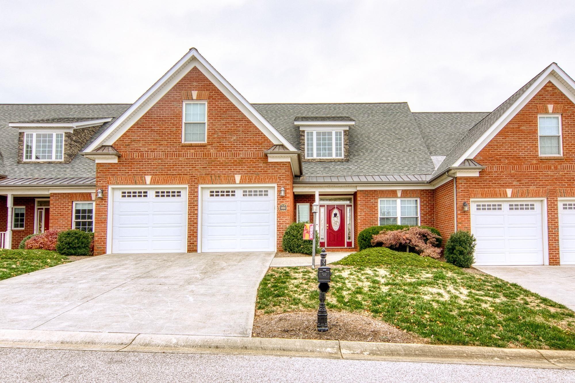"Enjoy maintenance-free living in this 4BR/2.5BA 2500sf townhome in desirable Quarters at Herons Landing. A 2-story foyer leads to a large great room with gas fireplace, open to a dining area and chef's kitchen, where you'll find lots of high quality amenities, including 42"" cabinets with peninsula featuring bar seating, granite counter-tops, gleaming hardwood floors, stainless steel appliances, and custom tile back splash. A separate dining room overlooks the front yard. From the great room, enter the large screened porch. The main level master suite features high ceilings and crown moldings, a private bath w/ double vanity, shower & a large walk-in closet. Also on the main level are a powder room, laundry room w/ sink, and a 2-car garage. Upstairs you'll find a family room, 3 additional bedrooms, an office, and full bath. Built-ins and storage nooks are scattered throughout the home. The HOA takes care of lawn care, snow removal, and roof replacement. Call to tour today!"
