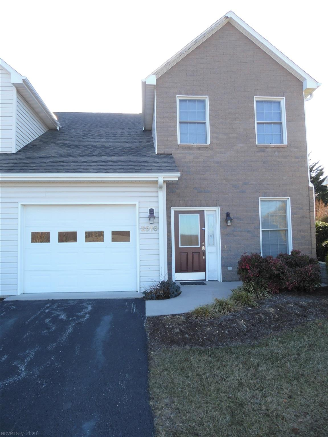 Very nice end unit townhome in wonderful condition. All appliances are included in this 3BD, 2.5BTH property featuring an open floor plan, large master bath w/jetted tub and a wonderful view from the master bedroom. All this in an extremely convenient location---minutes to downtown and Virginia Tech. Great area for walking