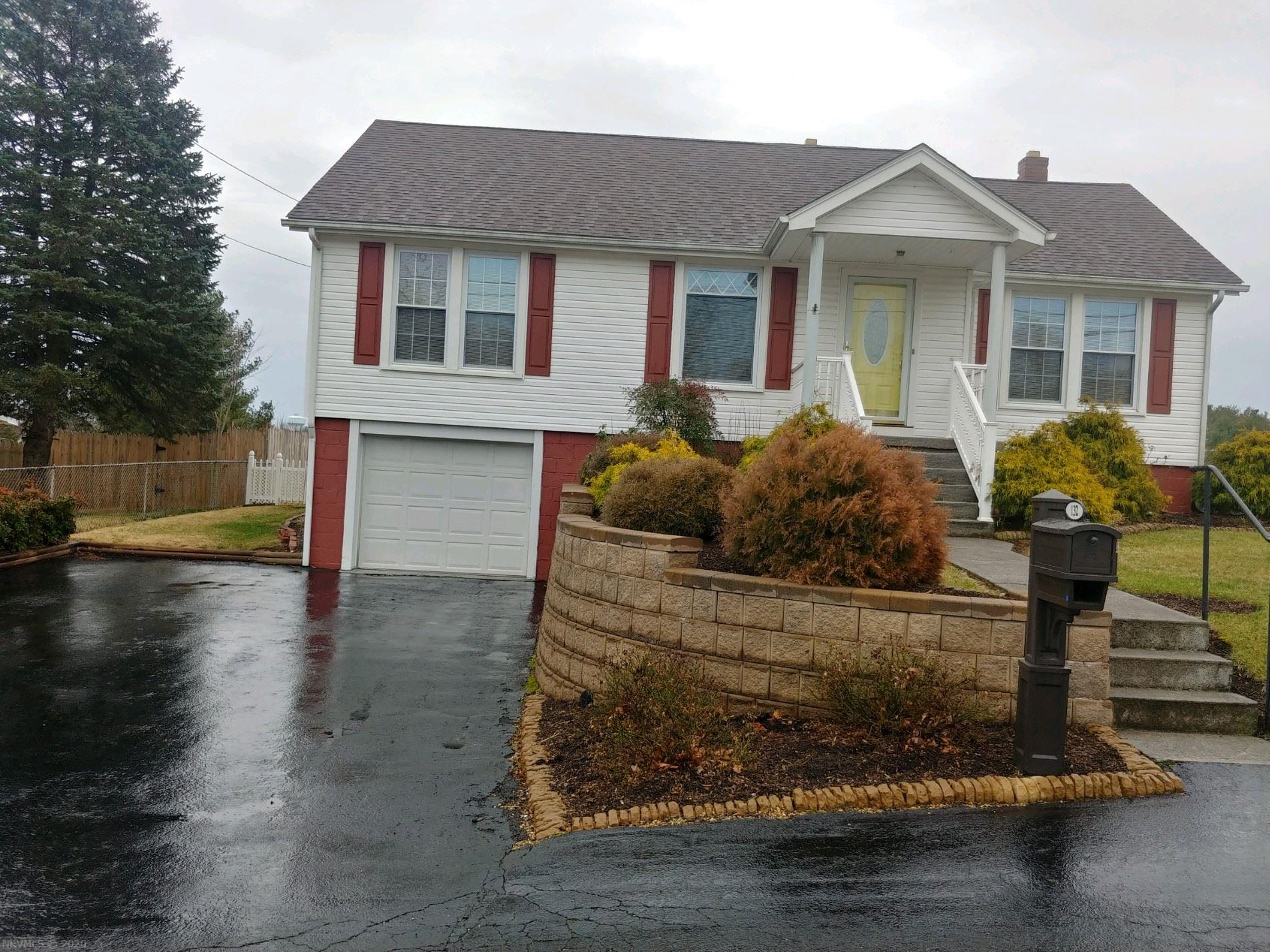 This home is a gem with great curb appeal.  Pride in ownership shows all through this lovely home with 3 bedrooms,  full bath with granite, living room, dining room, kitchen and sunroom all on the main level.  The park like backyard has beautiful landscaping and two storage buildings. The second floor has a lot to offer with 2 more rooms and second full bath with storage.  The full basement has 2 additional rooms that could be family room or man cave and heated garage Loads of storage.  Both stairs have Acorn Stair lifts that convey and central vacuum through out the home and garage.