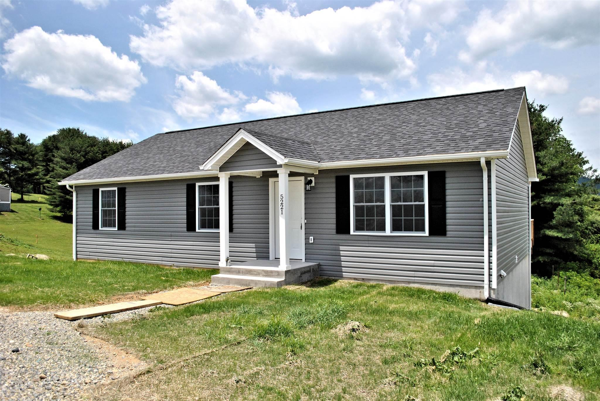 Be the first one to call this brand new property home!  The 3 bedroom/2 full bath one level ranch style home has a full 10' poured concrete basement for future expansion.  The home will be very efficient with 2x6 exterior walls and a heat pump.  The kitchen boast Shaker Style maple/birch cabinets with Stainless Steel appliances.  The large great room is open to the dining area/kitchen area.  The master suite and laundry are both on the main level for easy living!  There is a large rear 12x16 deck off the back.  Call to set up an appointment to see this great property!