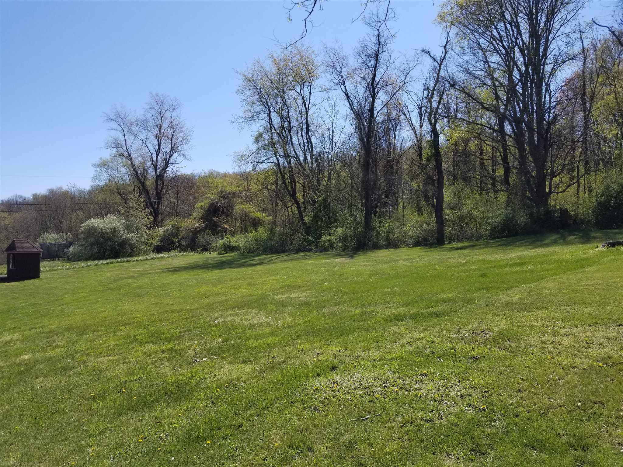 Nice, mostly cleared building lot with a Dublin address. Existing septic permit for a 3 bedroom on file and a survey. Doublewides permitted. Deeded 18' access and public utility easement. Public water available at the street. Lot is easily identified with most stakes in place. Great opportunity to build in a convenient location.