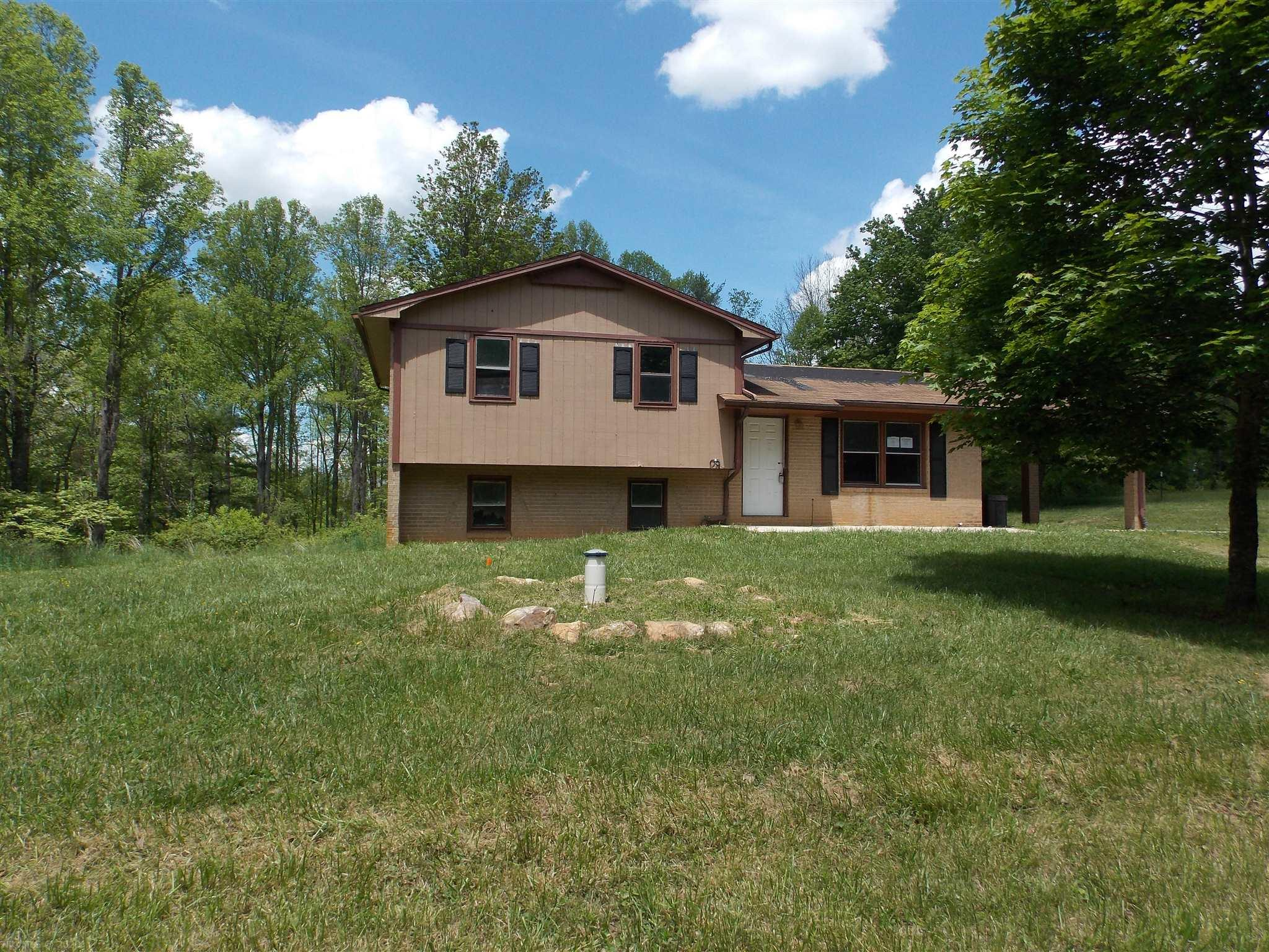 Privacy! Seclusion!!! Come see this home in the country. Get away from it all!! This split level has large rooms, a big back and front yard and a carport. It will make someone a great place to call home! See for yourself and see yourself home!!