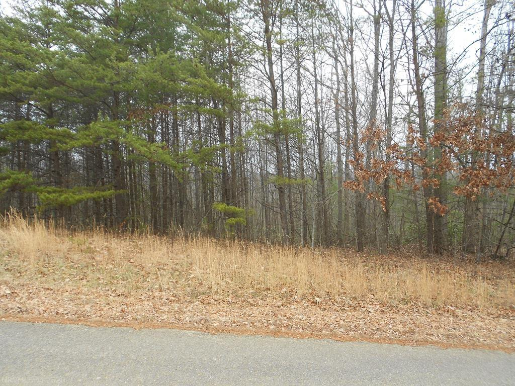 Owner may be willing to finance. Secluded buildable wooded 1+/- Acres with private driveway to prime building spot in center of property. Already perked for a 3 bedroom home! Deeded right of way from private road to paved county road. No restrictions. Mostly wooded, you can clear only the trees you want to clear and tuck your home/cabin under the canopy of the trees and be private and secluded. Wonderful views possibly with just a little clearing of the mature trees that surround the prime building spot. Suitable for all home styles including stick built, modular and doublewide. Lots of mature hard wood and pines. Only minutes from the Blue Ridge Parkway with private road for easy access off state maintained road. GREAT PRICE for buildable land. Deeded right of way access of a private road leading into the property. Can be purchased with additional acerage for a total of 42+/- acres for $115,000. See MLS.