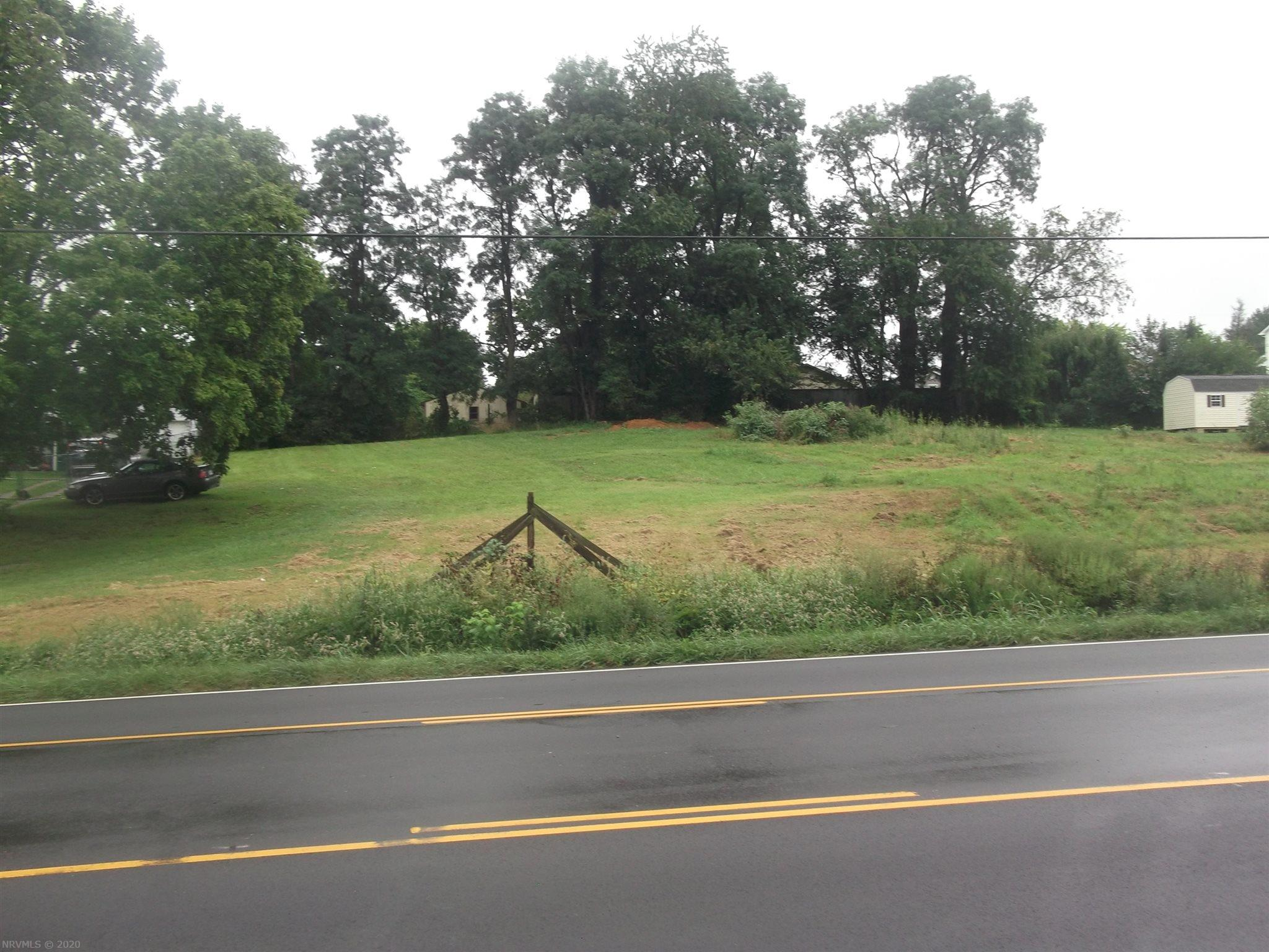 Commercial Lot that would be perfect for 5-7 townhouses.  Great Visibility along a major route.  Property lays well for garage on lower level and 2 story above.  CUP needed to build townhouses.