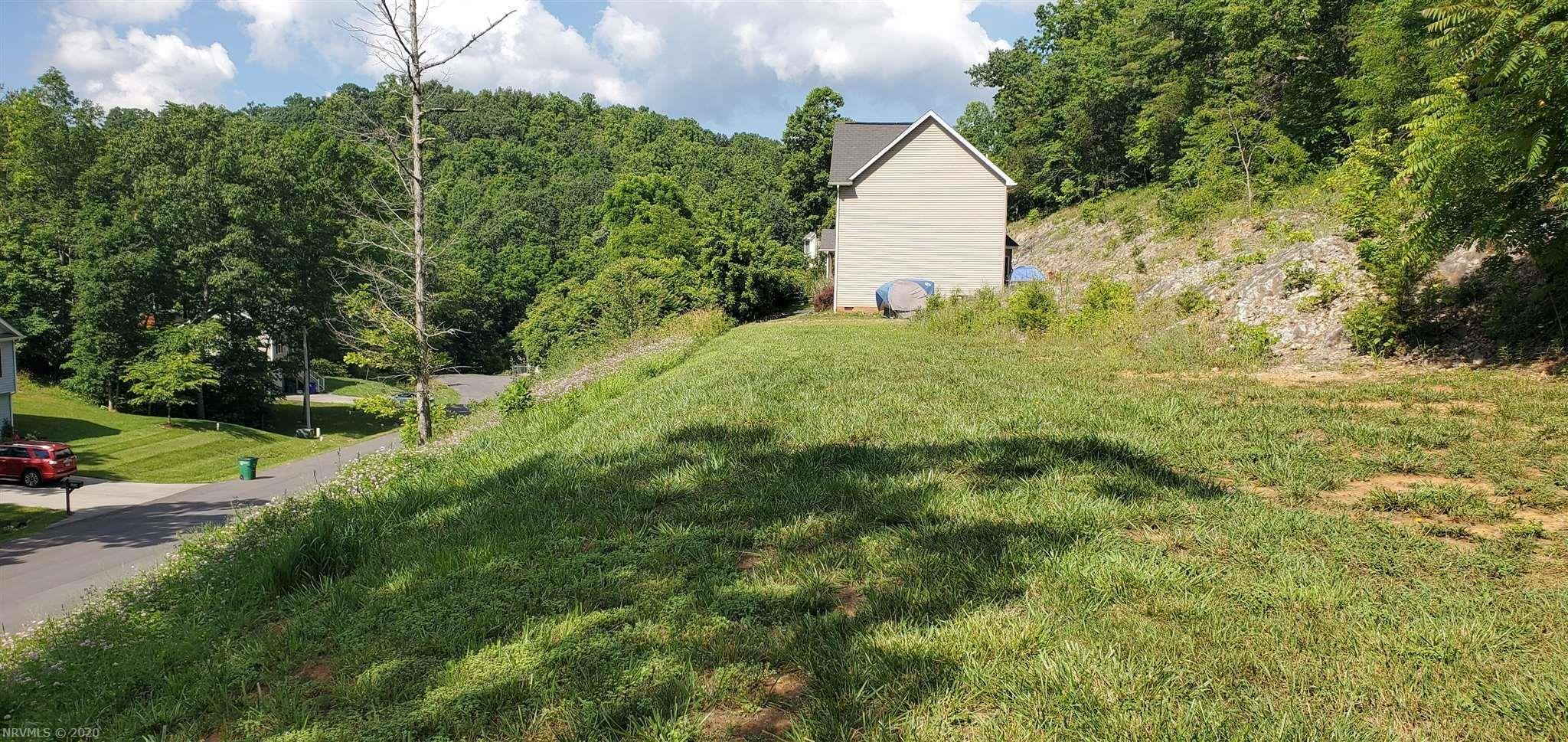 Build your next home on this 1.296 acre vacant lot, in this family friendly neighborhood, just minutes from I-81, Downtown Christiansburg, Shopping and VT.  Town water and sewer available.  Across the street from John Lemely Park.