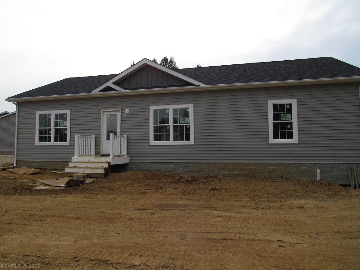 New Construction/Under Construction  3 bedroom, 2 bath ranch style home.  Finishes to include granite counter tops, LVP or engineered hardwood in the kitchen and Living room.  Carpet in the bedrooms and vinyl in the baths and laundry.