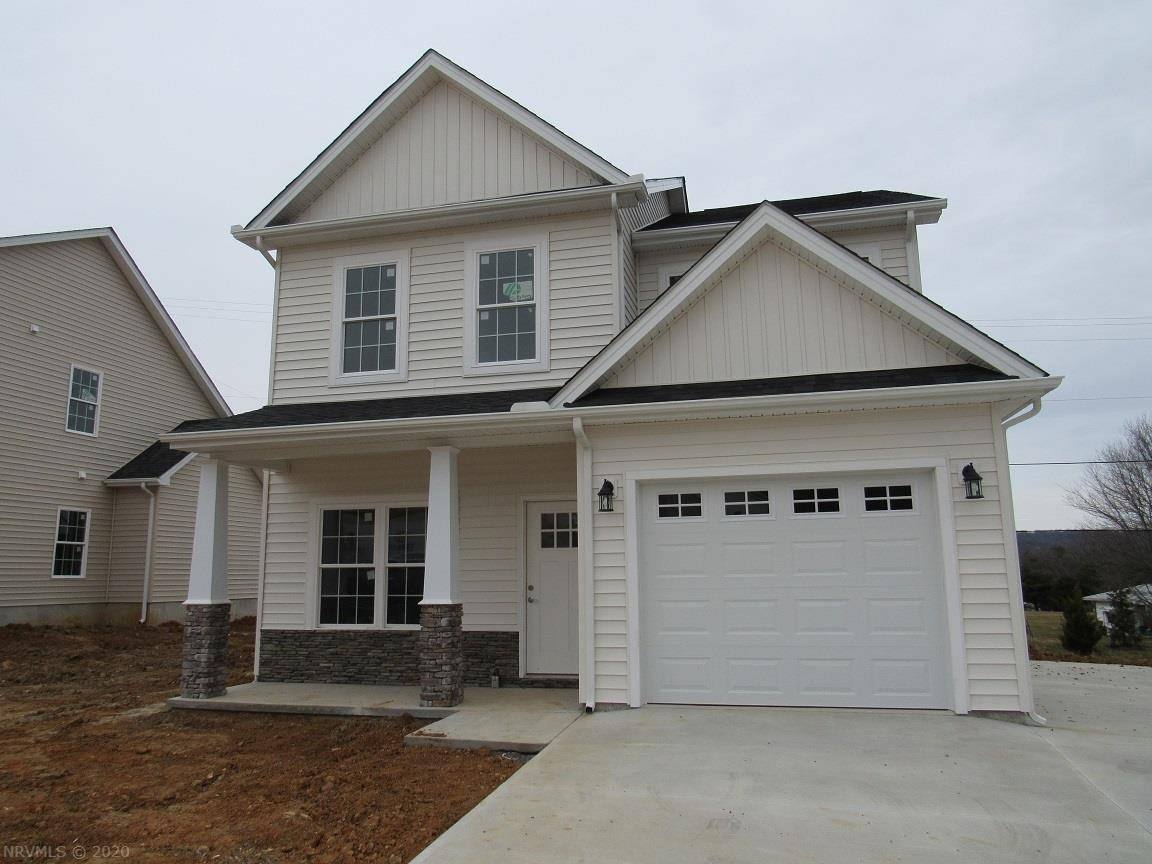 New Construction. 4 Bedroom 2.5 bath home with Single car attached garage. Granite Counter tops through out. LTV Plank in living room/dining area, powder room and kitchen. Carpet in Bedrooms. Laundry room upper level with mechanical room and storage. Monthly HOA fee is $50.00 Photo's are Stock Photos and do not grantee the Colors or Features of the house.