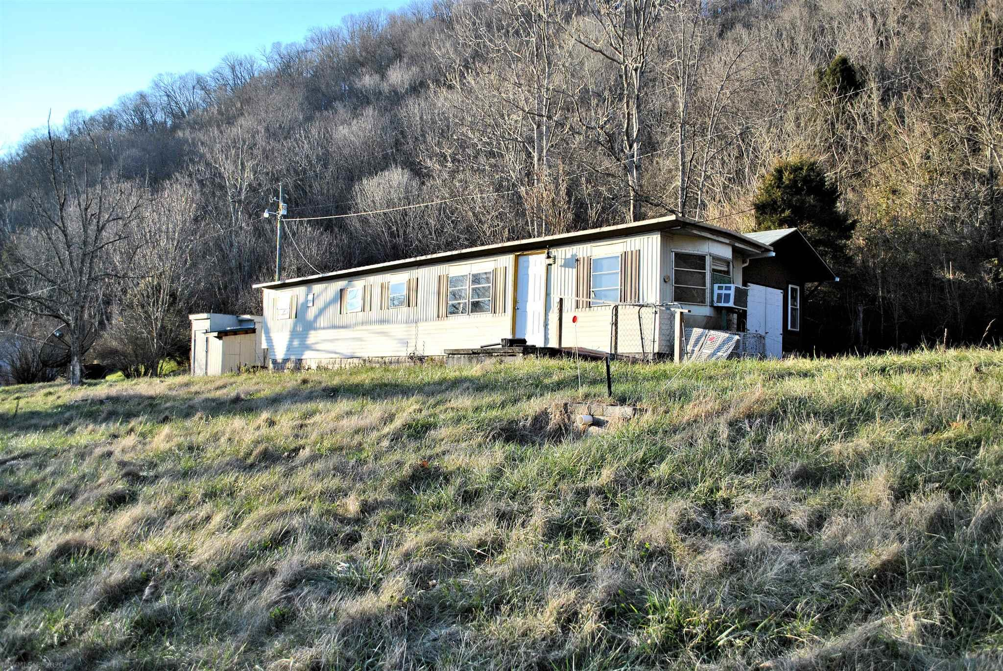 Here is a great opportunity to Buy your own property within 15 minutes to Virginia Tech! There is a well, septic, mobile home andlarge 24x14 storage shed already in place with room to expand!