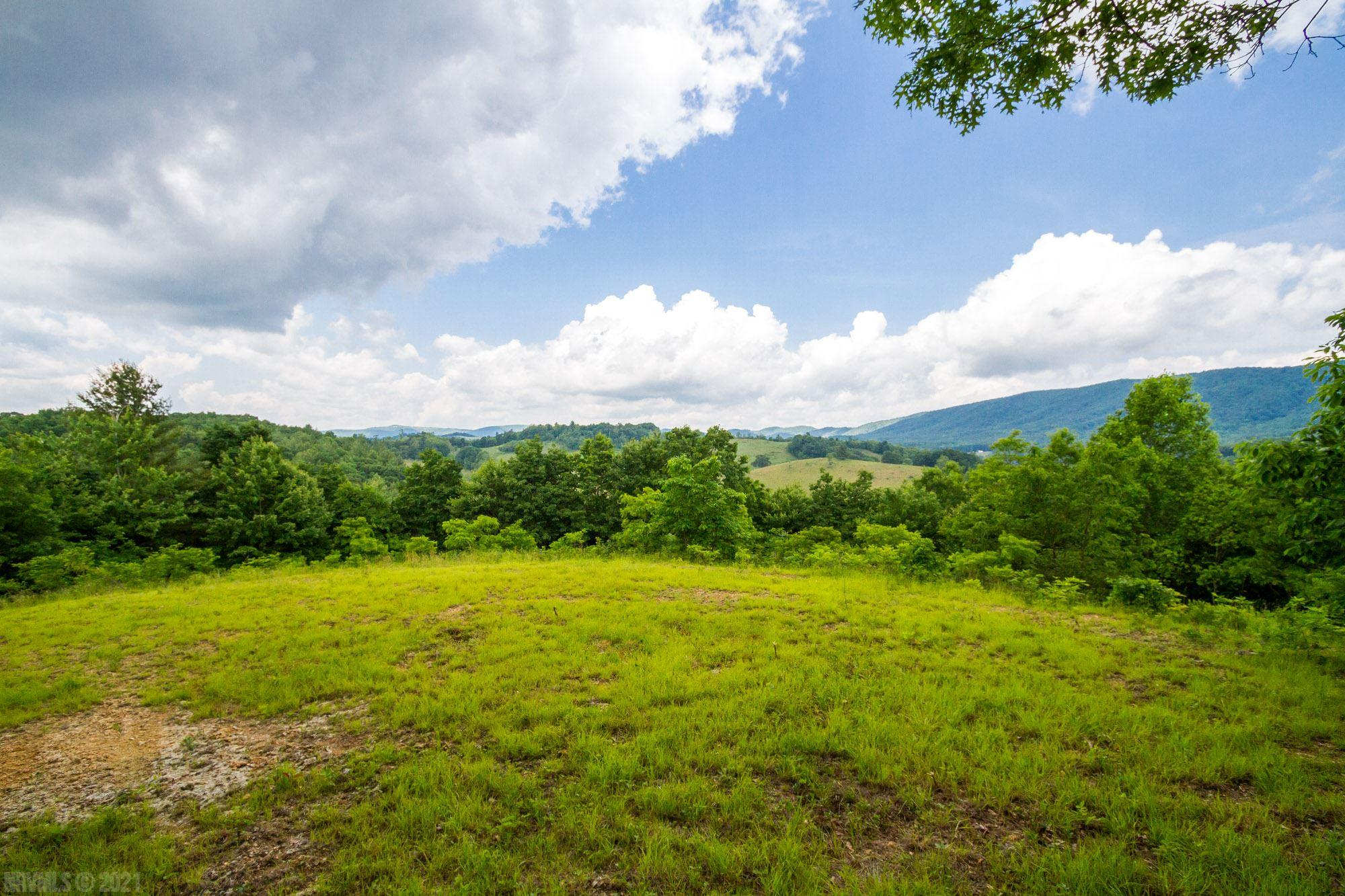 Remarkable mountain views of the beautiful Elk Creek Valley located in Grayson County. This property is two adjoining tracts. Each with their own entrances and roads leading up to buildable home sites. This property offers plenty of seclusion and acreage, even adjoining Jefferson National Forest. Very close to hiking trails and horse camps. Lot 5 has been perked for a 3 bedroom septic system. Lot 4 & 5 can be sold individually. Call for an appointment today!